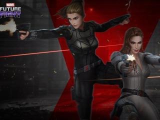 Black Widow MARVEL Future Fight wallpaper