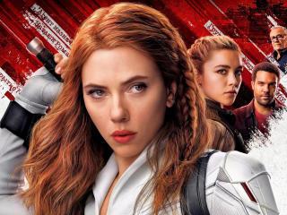 Black Widow Yelena Belova Movie wallpaper