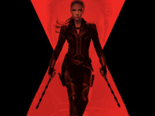 Black Widow wallpaper
