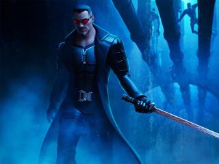 Blade Daywalker Fortnite wallpaper
