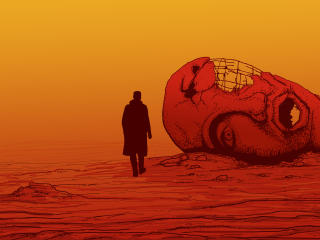 Blade Runner 2049 Backdrop image