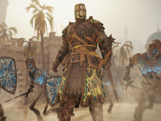 Blades of Persia For Honor wallpaper