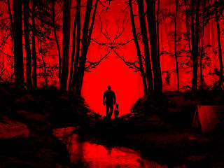 Blair Witch wallpaper