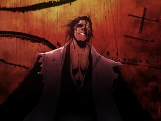 Bleach Kenpachi Zaraki wallpaper