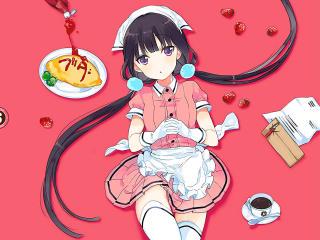 Blend S Anime wallpaper