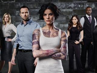 Blindspot Poster wallpaper