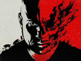 Bloodshot 2020 wallpaper