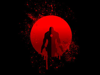 Bloodshot wallpaper