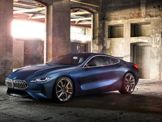 BMW Concept 8 Series wallpaper