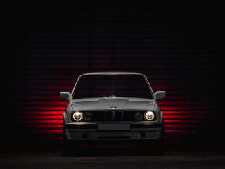 BMW E30 Car wallpaper
