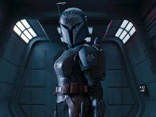 Bo-Katan Kryze in Mandalorian wallpaper
