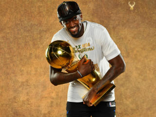 Bobby Portis NBA Champion 2021 wallpaper