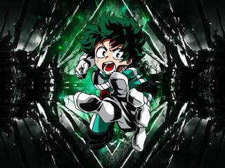 Boku no Hero deku wallpaper