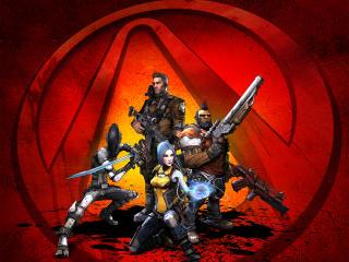 Borderlands 2 Game wallpaper