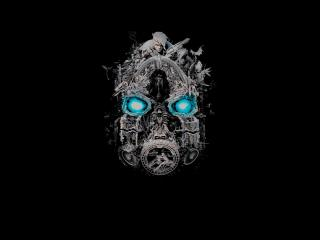 Borderlands 3 Mask of Mayhem wallpaper