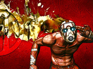 Borderlands Blood Splattered Stories wallpaper