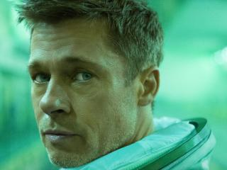Brad Pitt In Ad Astra wallpaper