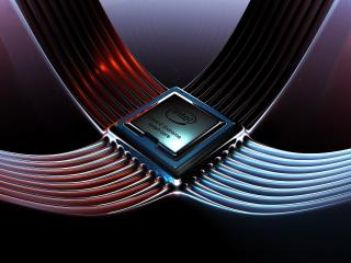 brand, processor, intel wallpaper