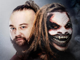 Bray Wyatt The Fiend wallpaper