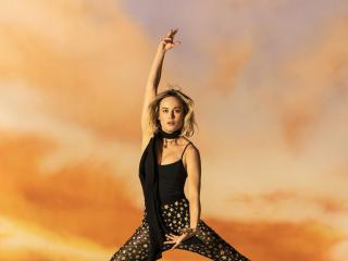 Brie Larson 2019 wallpaper