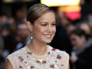 Brie Larson Actress Smile wallpaper
