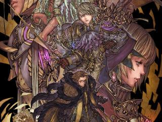 Brigandine The Legend of Runersia Game wallpaper
