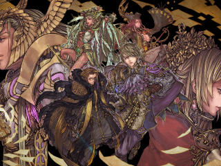 Brigandine The Legend of Runersia wallpaper