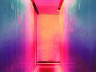 Bright Door Iphone X wallpaper