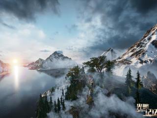 Bright Memory Background Xbox wallpaper