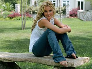 Britney Spears Gorgeous Smile wallpapers wallpaper