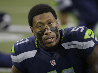 Bruce Irvin Seattle Seahawks wallpaper