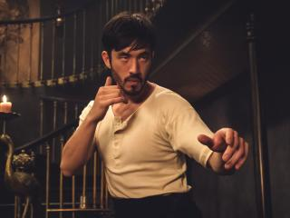 Bruce Lee Warrior TV Show wallpaper