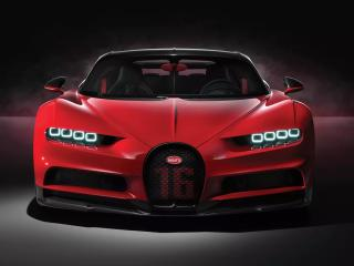 Bugatti Chiron and Chiron Sport wallpaper