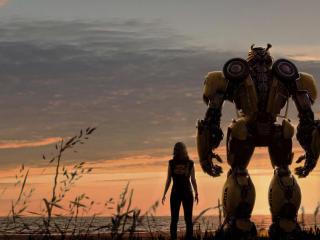 Bumblebee 2018 Movie Poster wallpaper