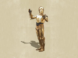C-3PO Star Wars wallpaper