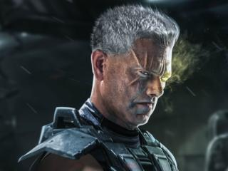 Cable Deadpool 2 Movie wallpaper