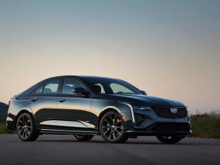 Cadillac CT4 wallpaper