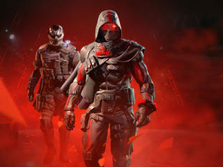 Call of Duty Dark Nikto wallpaper