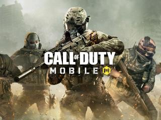 Call Of Duty Mobile Game wallpaper