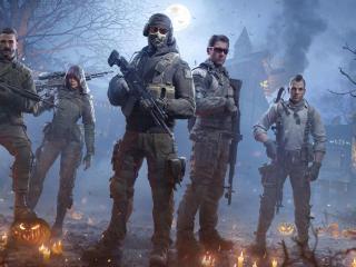 Call of Duty Mobile Halloween wallpaper