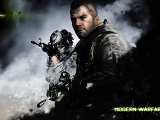 Call Of Duty Modern Warfare 3, Soldiers, Scar wallpaper