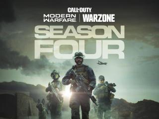 Call Of Duty Modern Warfare Season 4 wallpaper