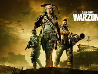 Call of Duty Warzone 2021 wallpaper