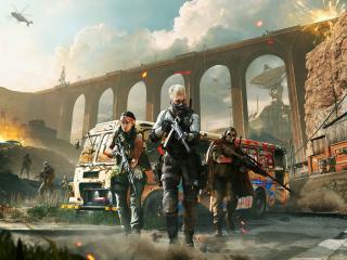 Call of Duty Warzone Gaming wallpaper
