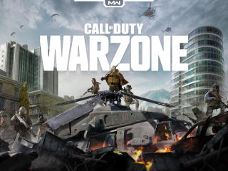 Call of Duty Warzone Poster 4K wallpaper
