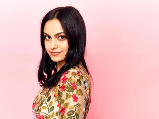 Camila Mendes Cute Portrait wallpaper
