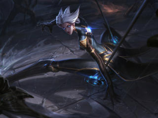 Camille LoL wallpaper