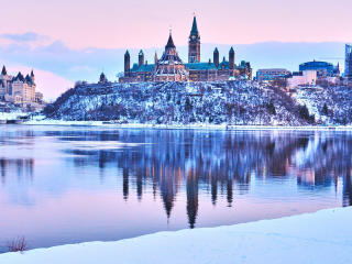Canada Ottawa Parliament wallpaper