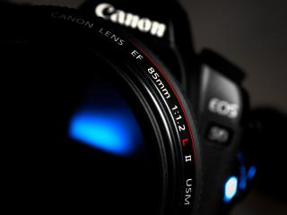 canon 5d ef 85mm 1 12, camera, close-up wallpaper