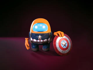 Captain America Among Us wallpaper